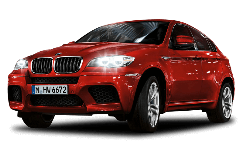 Detailed Bmw X6 M Facelift