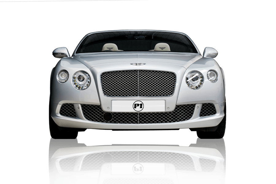 Luxury Car Front 12
