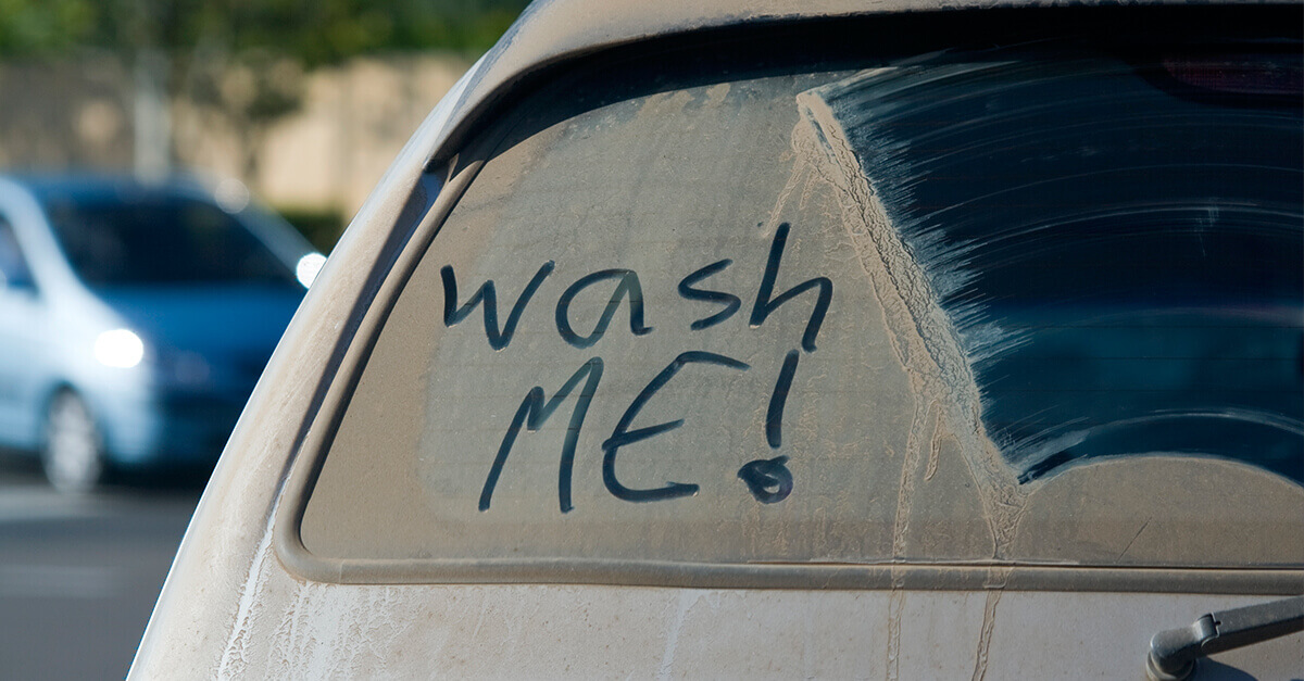 Keep Your Car Clean L 2